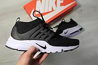 Кроссовки мужские Nike Air Presto ТОП качество  (молодежные, спортивные, стильные)