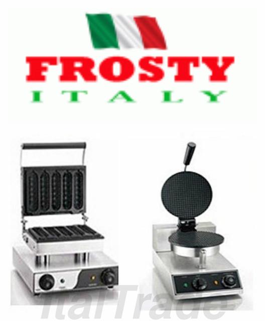 Вафельницы Frosty (Италия)