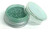 Жидкая слюда  3Б/1а - зелено-бирюзовая