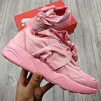 Розовые Женские Кроссовки Puma арт.1024, фото 1