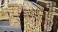 Рейка монтажная  не  строганная сосна 20*40*1500-2000-2500-3000 мм
