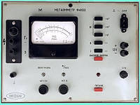 Радиоизмерительный прибор Ф4100 Мегаомметр