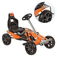 детская педальная машина Карт 1503-2-7
