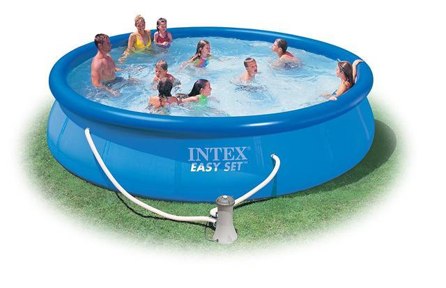 Надувные бассейны Intex, Bestway