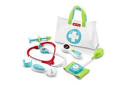 Игровой набор Маленький доктор Medical Kit Fisher Price
