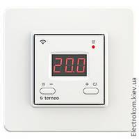 Wi-Fi терморегулятор terneo ax, Белый, +5...+45 С, 220-230 V AC