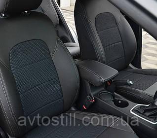 Чехлы на сидения автомобиля Kia Sportage 4 с 2016
