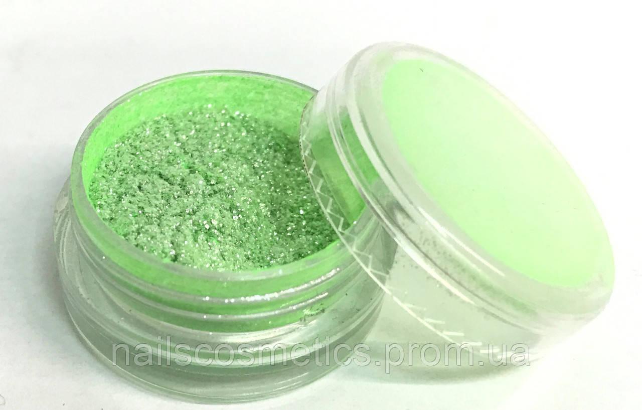 СЗ/1 светло-зеленая жидкая слюда