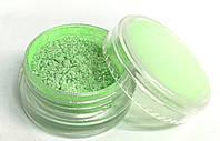 Жидкая слюда  С3/1 светло-зеленая