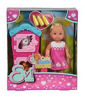 """Кукольный набор Simba Эви """"Домик кроликов"""" с аксессуарами (5733065), фото 1"""