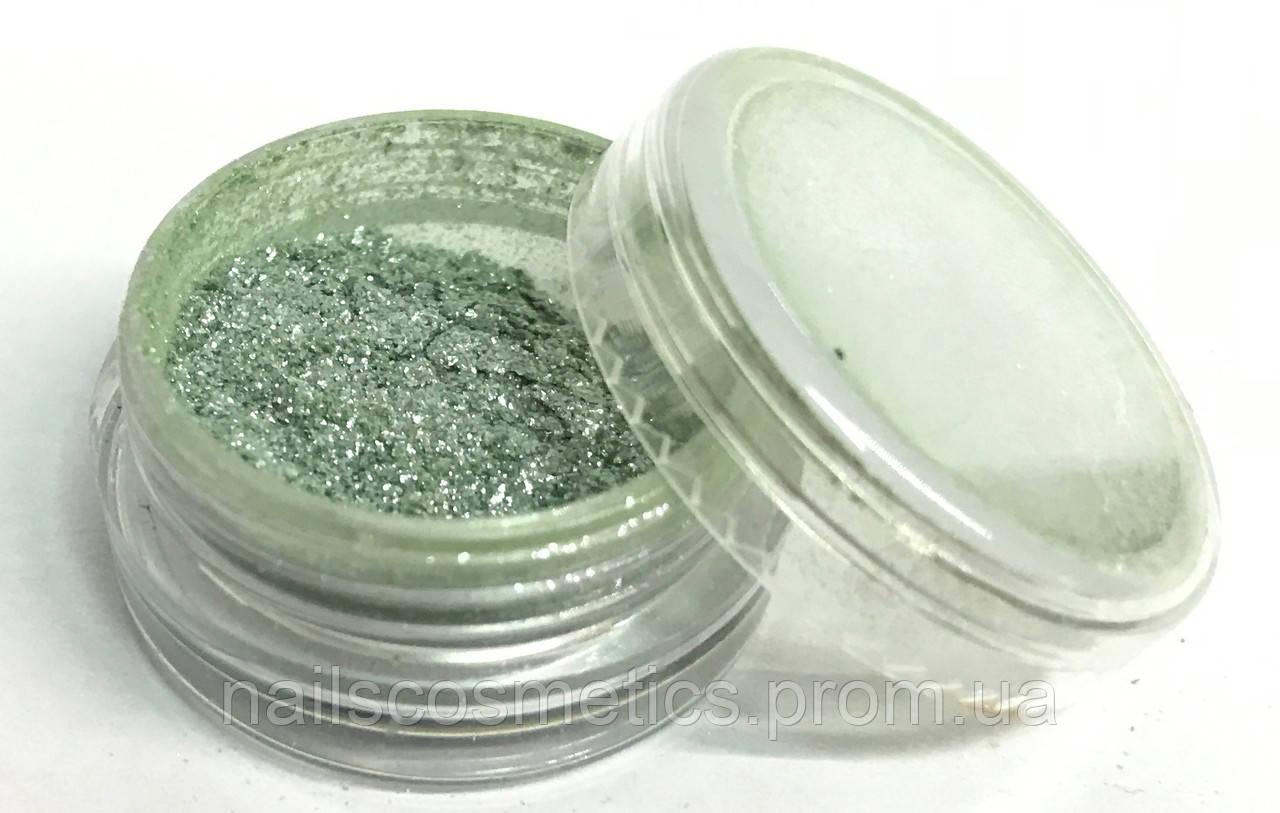 СЗХ/5а светло-зеленый хакки жидкая слюда