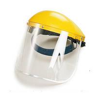 Защитная маска для лица прозрачный поликорбанат