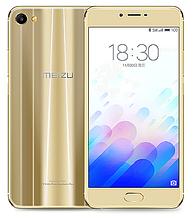 Смартфон Meizu M3x 3/32GB Gold