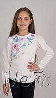 Нарядная блуза на девочку 2131