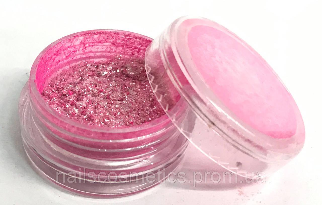 ТР/10а - тёмно-розовая жидкая слюда