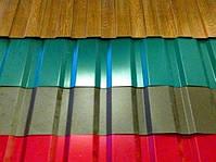 Профнастил - это покрытие из оцинкованной стали