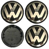 Заглушки дисков 65мм Volkswagen 3B7 601 171