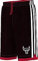 Шорты спортивные, баскетбольные, мужские adidas Chicago Bulls Summer Run Reversible M AH5046 адидас