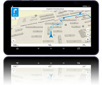 GPS навигатор Shuttle PNT-7042 Android
