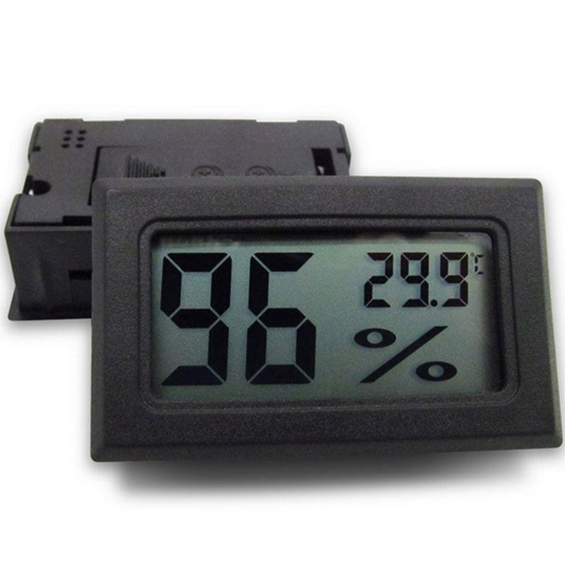 Термометр с гигрометром - ЖК дисплей