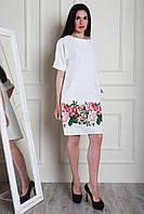 Красивое платье из качественной турецкой ткани