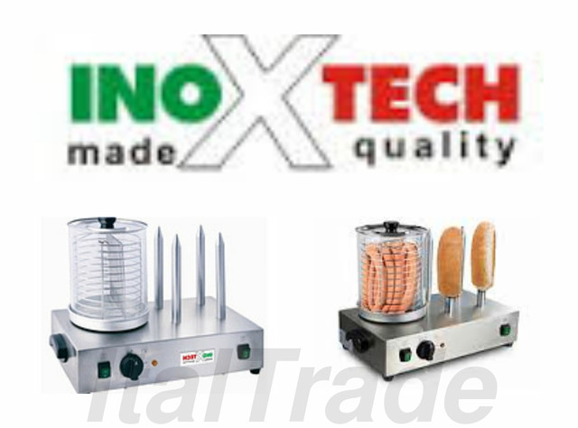 Аппарат хот-дог Inoxtech (Италия)