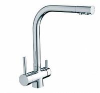 Змішувач для кухні Koller Pool DS 0200 на дві води