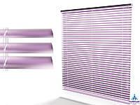 Жалюзи горизонтальные 25 мм. фрез (490) на струне