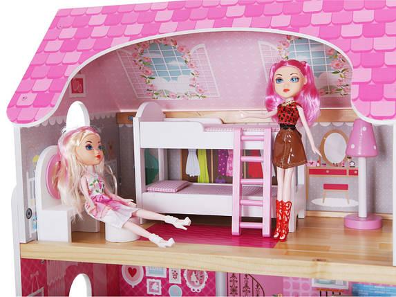 Игровой кукольный домик для барби Tobi Toys, фото 2
