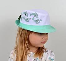 Детские шляпы, панамки, кепки для девочек