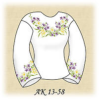 Сорочка вышиванка женская (заготовка)