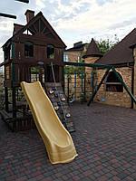 Детская площадка — игровой комплекс  Калифорния, б/у.