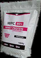 Протеин WPC 80% Голладнія (Женский) 1 кг. Полуниця