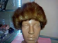 Меховая шапка из норки., фото 1