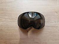 Горнолыжная маска Be Nice отличного качества. Черная рамка. Черная линза