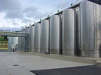 Промышленная плитка Interbau Blink Производство молочной продукции и кисломолочных напитков