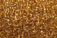 Рубка Preciosa Чехия №17070 золото, блестящая