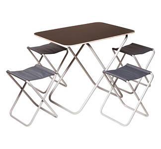 Комплект туристической мебели Пикник (алюминий)