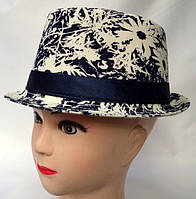 Летняя шляпа на мальчика