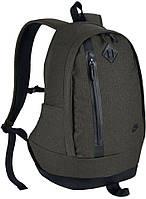 Классный городской рюкзак 24 л. NIKE CHEYENNE 3.0 PREMIUM BA5265-355 коричневый