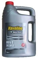 Масло моторное Texaco HAVOLINE 5W30 5л