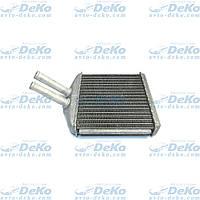 Радиатор отопления Ланос, Сенс (алюминиевый) Luzar