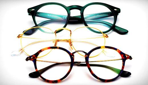 Очки из металла & пластиковые очки – что выбрать?