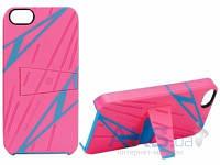 Чехол Scosche Kick Back Sport Apple iPhone 5, iPhone 5S, iPhone SE Pink/Blue (IP5SPP)