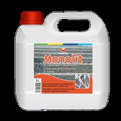Пропитка для бетона Eskaro Monolit 3л