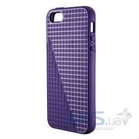 Чехол Speck PixelSkin HD Apple iPhone 5, Apple iPhone 5S, Apple iPhone 5SE Grape Purple (SPK-A1584)