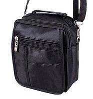 Мужская сумка через плечо Барсетка 18х15х8см
