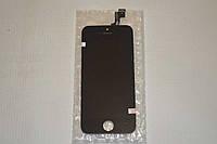 Дисплей (модуль) + тачскрин (сенсор) для Apple iPhone 5S (черный цвет)