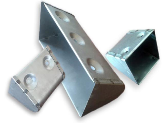 Сварные норийные ковши металлические