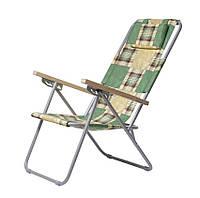 Кресло шезлонг Ясень д. 20 мм